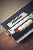 Рекордер кассеты стоковое фото