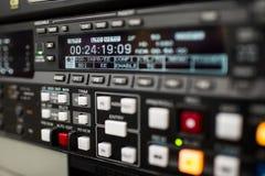 Рекордер vcr передачи Стоковое фото RF