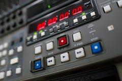 Рекордная кнопка Стоковые Фотографии RF