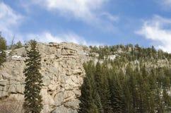 Рекреационная зона каньона Elevenmile Стоковые Изображения