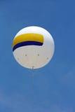 рекламировать воздушный шар Стоковые Фото