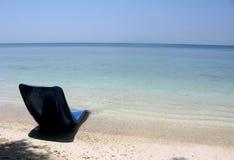 релаксация стула Стоковые Изображения RF