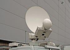 реле антенны Стоковая Фотография