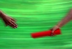 реле жезла Стоковое Фото