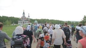 Религиозное шествие 005