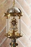 Реликвия косточек Святого Антония стоковое изображение