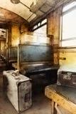 рельс столетия автомобиля нутряной последний Стоковые Фотографии RF