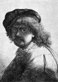 Рембрандт Стоковые Фотографии RF