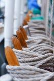 ремень Kopel-штыря, веревочка стоковое изображение