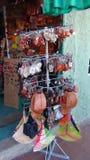 Ремесла в Тринидаде Боливия, Южная Америка Стоковые Изображения