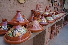 Ремесла где cous cous сварено в Марокко стоковое фото rf