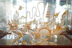 Ремесленничество от стеклянный дуть стоковые изображения