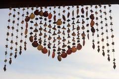 Ремесленничества произвели стеной раковины Стоковая Фотография