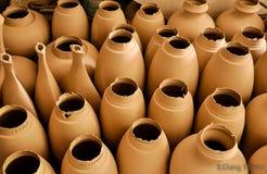 Ремесленничество керамическое Стоковая Фотография