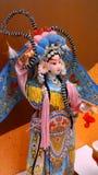 Ремесло куклы традиционное, династия Qing стоковое фото rf