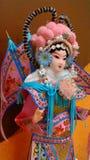 Ремесло куклы традиционное, династия Qing стоковые фотографии rf