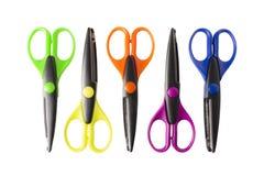 Ремесло Scissors компановка Стоковое Фото