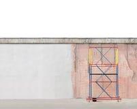 Ремонтина рядом с стеной Стоковая Фотография RF