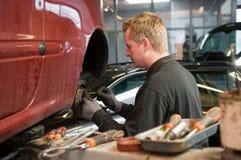 ремонтировать автомобиля стоковое изображение rf