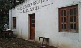 Ремонтировать спортивный клуб коммунальной услуги Стоковое Изображение RF