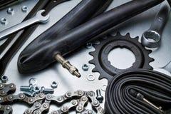 Ремонтировать Bike Стоковое Изображение RF