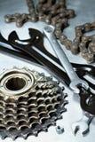 Ремонтировать Bike Стоковое фото RF