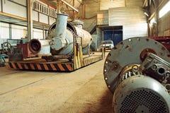 ремонтная мастерская Стоковое фото RF
