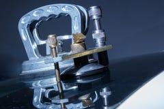 Ремонтные услуги автомобиля Стоковое Изображение RF
