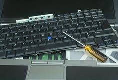 ремонты компьютера Стоковое фото RF