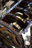 ремонт двигателя Стоковые Изображения