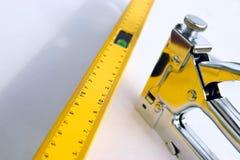 ремонт оборудования строения Стоковое Фото