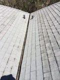 Ремонт долины крыши Стоковое Изображение RF
