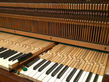 Ремонт рояля Стоковое Изображение