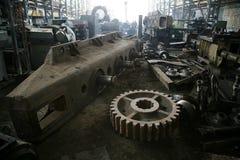 ремонт фабрики Стоковая Фотография