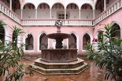 ренессанс дворца стоковое изображение