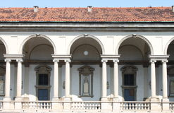 ренессанс монастыря стоковое изображение rf