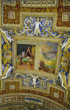 ренессанс потолка стоковые фотографии rf
