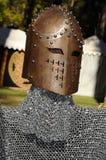ренессанс шлема 2 сражений стоковое изображение