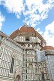 ренессанс florence Италии собора стоковое изображение