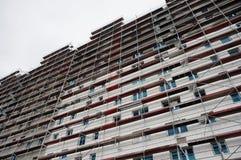 Реновация жилого дома Стоковое Изображение RF