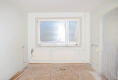 Реновация комнаты Стоковое Фото