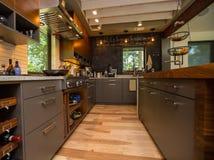 Реновация кухни Стоковые Изображения