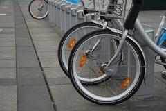 рента bike Стоковая Фотография