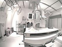 Рентгеновский снимок Стоковые Изображения RF