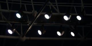 репроекторы Стоковая Фотография RF