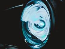 репроектор объектива 3d стоковые изображения