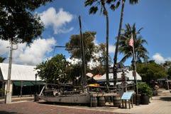 Реплика корабля в Key West Флориде Стоковые Фотографии RF