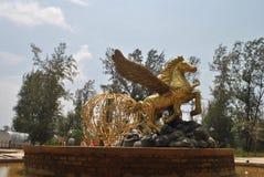 Реплика лошади Стоковое Фото