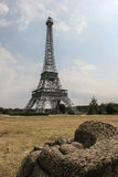 Реплика Эйфелева башни Стоковое фото RF