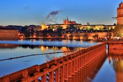 республика 2009 европы prague эмблемы дверей церков чехословакская Стоковое Фото